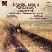 Daniel-Lesur/Constant/Roussel/Tomasi: Works Songs