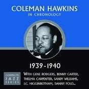 Complete Jazz Series 1939 - 1940 Songs