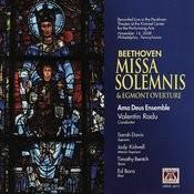 Beethoven: Missa Solemnis & Egmont Overture Songs