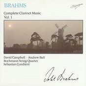 Quintet In B Minor, Op. 115 For Clarinet And String Quartet: II. Adagio Song