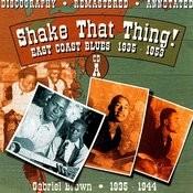 Shake That Thing!: East Coast Blues 1935-1953, CD A Songs