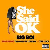 She Said OK Songs