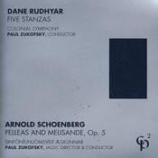 Rudhyar/Schoenberg Songs
