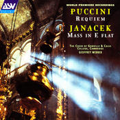 Puccini: Requiem / Janacek: Mass in E flat Songs