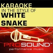 Here I Go Again (Karaoke With Background Vocals)[In The Style Of White Snake] Song