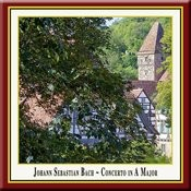 J.S.Bach: Concerto No.4 In A Major For Oboe D'amore, Strings And Basso Continuo Bwv 1055/R Songs