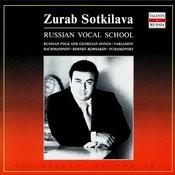 Russian Vocal School. Zurab Sotkilava - Vol.1 Songs