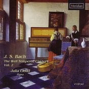 The Well Tempered Clavier Vol. 2 Songs