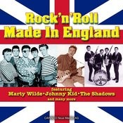 Rock 'N' Roll Made In England Songs