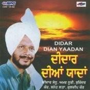 Didar Diyan Yaadan Songs