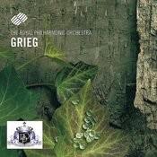 Edvard Grieg Songs