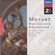 Mozart: Wind Concertos (2 CDs) Songs