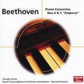 Beethoven: Piano Concertos Nos.4 & 5 Songs
