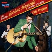 The Complete Louisiana Hayride Archives 1954 - 1956 Songs