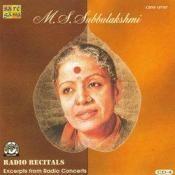 M S Subbulakshmi - Radio Recitals Vol 4 Songs