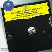 Brahms: Symphony No.1 / Schumann: Symphony No.1 Songs