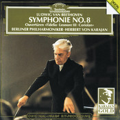 Beethoven: Symphony No.8; Overtures: