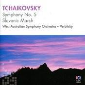 Tchaikovsky: Symphony No. 5 & Slavonic March Songs