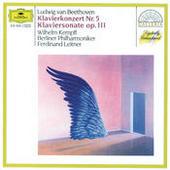 Beethoven: Piano Concerto No.5; Piano Sonata Op.111 Songs