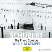 Schubert: The Piano Sonatas (7 CD's) Songs
