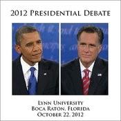 2012 Presidential Debate #3 - October 22, 2012 Songs