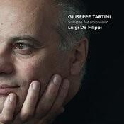 Tartini: Sonatas For Solo Violin Songs