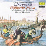 Handel: Water Music; Music for the Royal Fireworks Songs