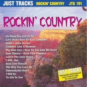 Just Tracks: Rockin' Country Songs