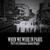 When We Were In Paris, Vol. 9: Art Simmons, Ronnel Bright Songs