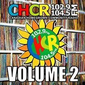 Chcr: Canadian Homegrown Community Radio, Vol. 2 Songs