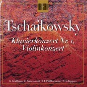 Tchaikovsky Concertos Songs