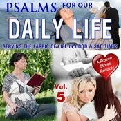 Psalms For Our Daily Life, Vol. 5 Songs