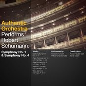 Authentic Orchestra Performs Robert Schumann: Symphony No. 1 & Symphony No. 4 Songs