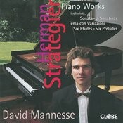 Strategier: Piano Works Songs