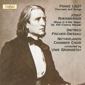 Liszt - Rheinberger Songs
