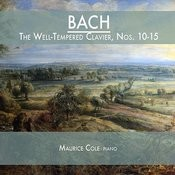 Bach: The Well-Tempered Clavier, Nos. 10-15 Songs