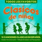 Clasicos De Niños Songs