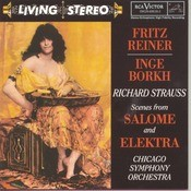 Richard Strauss: Scenes From Salome And Elektra Songs