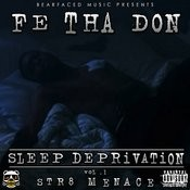 Bearfaced Music Presents Sleep Deprivation Vol.1 Str8 Menace Songs