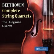 Beethoven: The Complete String Quartets Songs