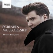 Scriabin: Piano Sonata No. 3 In F-Sharp Minor, Op. 23 - Mussorgsky: Pictures At An Exhibition Songs