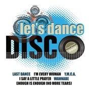Let's Dance Disco Songs