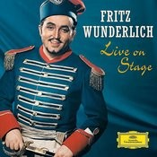 Fritz Wunderlich - Live on Stage Songs