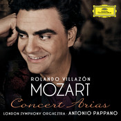 Mozart: Concert Arias Songs