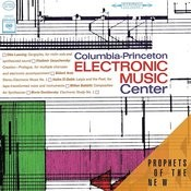 Columbia-Princeton Electronic Music Center Songs