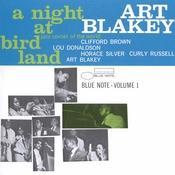 A Night At Birdland, Vol. 1 Songs