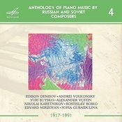 Anthology Of Piano Music By Russian And Soviet Composers, Pt. 4 (Live) Songs