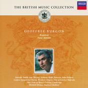 Burgon: Requiem; Nunc dimittis Songs
