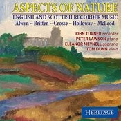 Aspects Of Nature: English And Scottish Recorder Music Songs