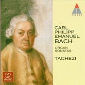 Bach, CPE : Organ Sonatas Songs